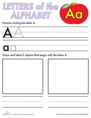 1000+ images about Letter Practice Sheets on Pinterest | Alphabet ...