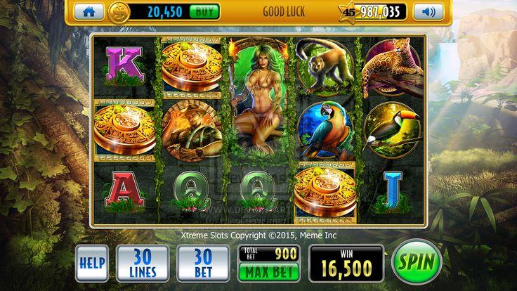 WILD AMAZONIA - FULL SLOT GAME by isikol on DeviantArt