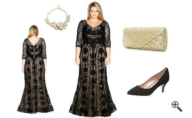 Elegante Abendkleider in XXL... http://www.fancybeast.de/elegante-abendkleider-xxl-lang-abendoutfit/ #Abendkleider #XXL #Abendoutfit #Kleider #Dress #Outfit #Mollig #GroßeGrößen Abendoutfit Elegante Abendkleider XXL lang
