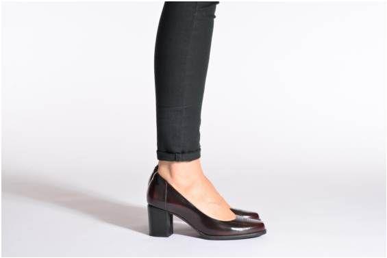 Clarks Tarah Sofia Høje hæle se skoene på