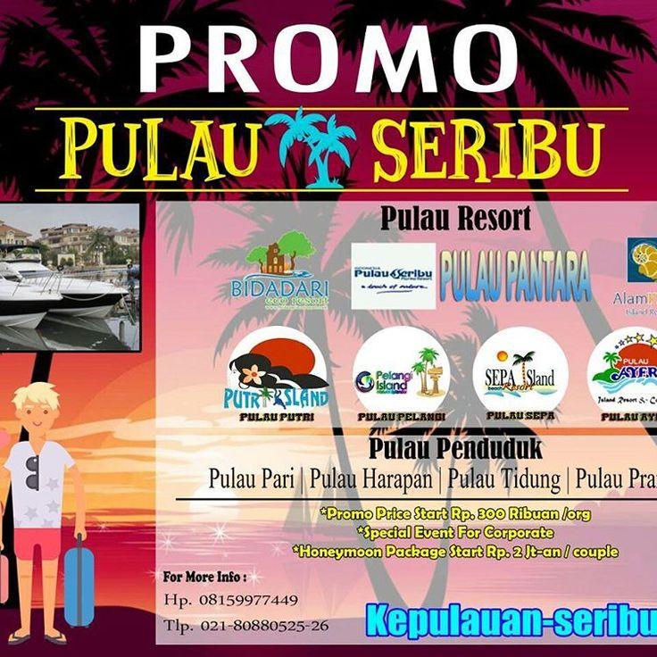 Paket Wisata Pulau Seribu, http://kepulauan-seribu.com