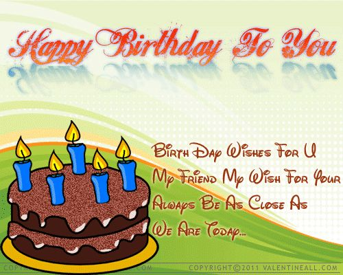 Best Happy Birthday Cards Images On   Birthdays