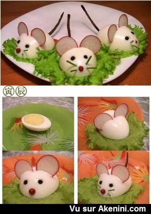 Art culinaire - Nourriture - Creative Food Art