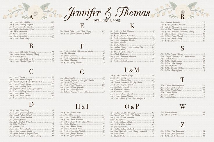 Get 20+ Seating Chart Wedding Ideas On Pinterest Without