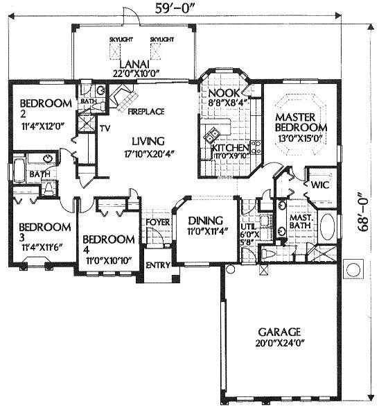 Mediterranean Mansion Floor Plans Design 77447630607