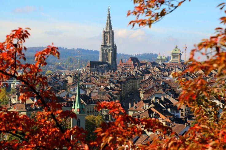 Bern. Autumn