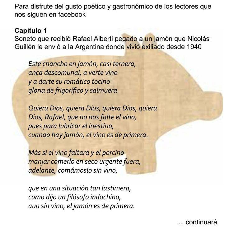 Un curioso poema. http://www.jamonibericosalamanca.es/es/