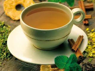 Chá supermedicinal, digestivo e com potente ação emagrecedora: casca de abacaxi, cravo, canela, gengibre e hortelã
