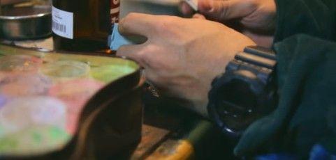 [Video] G-SHOCK STONP OR DIE AUTUMN DEATH TOUR