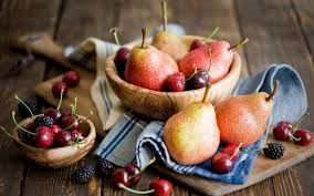fruits table