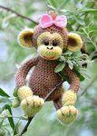 Мобильный LiveInternet Скоро Новый год. Вяжем обезьянок? Часть 1. | Coffee_limon - Записки на дольках лимона с оттенком кофейного вкуса |