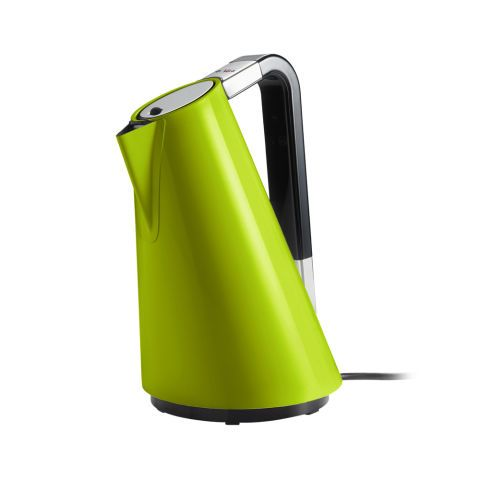 Add a dose of Pantone's Color of the Year Greenery to your home with this kettle.