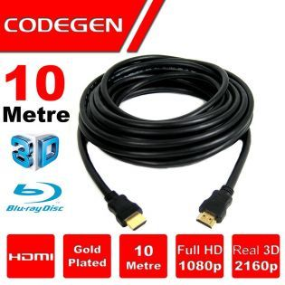 CODEGEN CPS100 10M HDMI KABLO ALTIN indirimli fiyat seçeneği ile arastamarket.com da