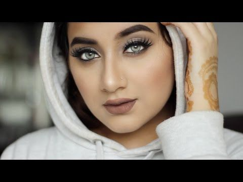 GRWM Smokey/Grunge Full Face Glam Makeup/ Eid makeup look http://makeup-project.ru/2018/02/14/grwm-smokey-grunge-full-face-glam-makeup-eid-makeup-look/