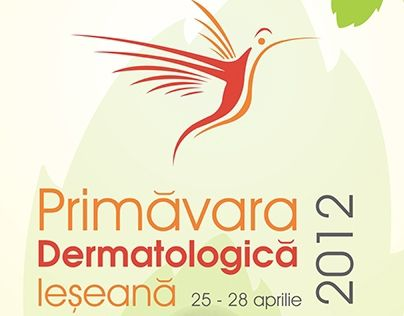 "Check out new work on my @Behance portfolio: ""Event Materials for Primavara Dermatologica Ieseana"" http://on.be.net/1i7rhNJ"