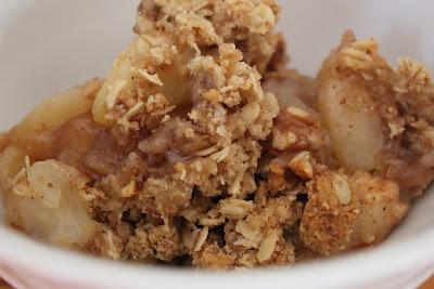 Apple Crisp  Sisters Luv 2 Cook