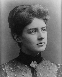 Frances Folsom Cleveland  First Lady 1886–1889 and 1893–1897