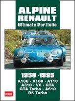 #Alpine #Renault Ultimate Portfolio 1958-1995