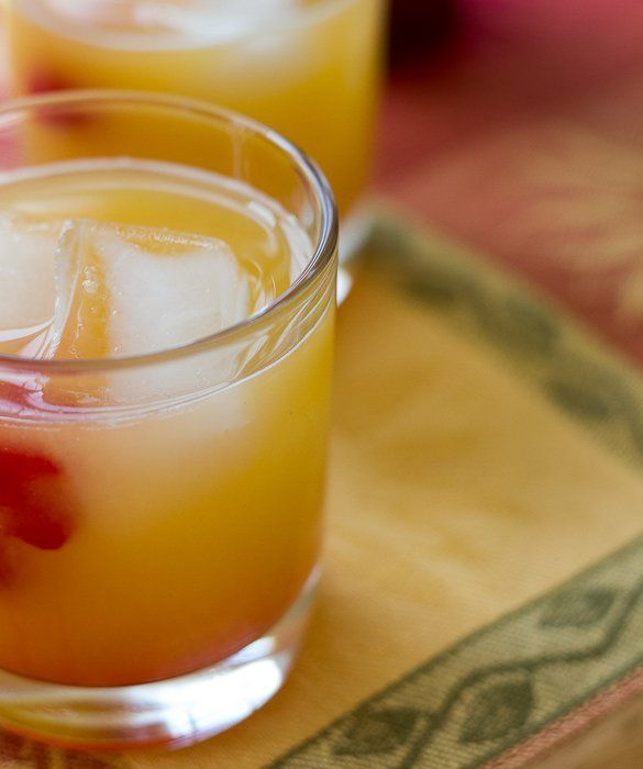 Mango Mai Tai #NationalRumMonth #rum #recipe | I Want to Vacation in ...