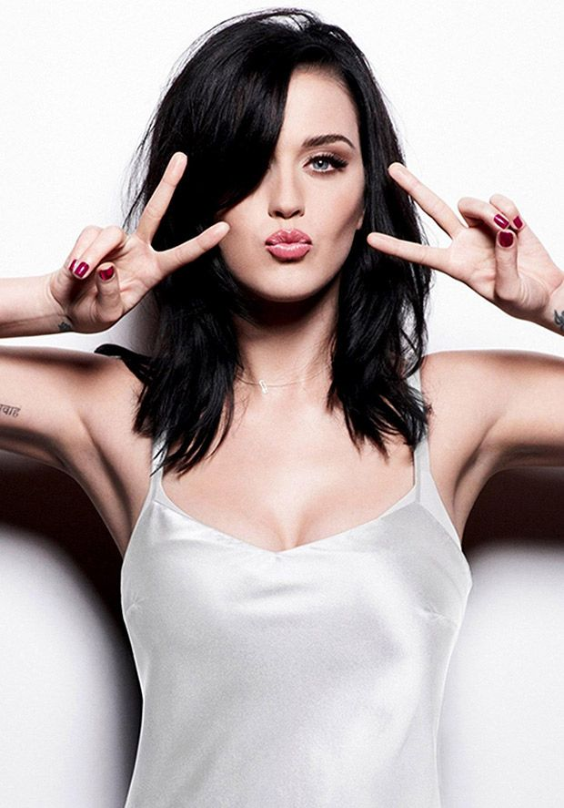 Katy lands pucker new job to keep her kissing with style | The Sun |Showbiz|Bizarre