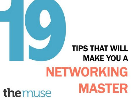 19 Tips That Will Make You A Networking Master · Career SuccessCareer AdviceBusiness  ...