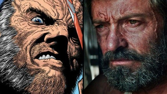 The major differences between Logan and Old Man Logan from the Marvel Universe