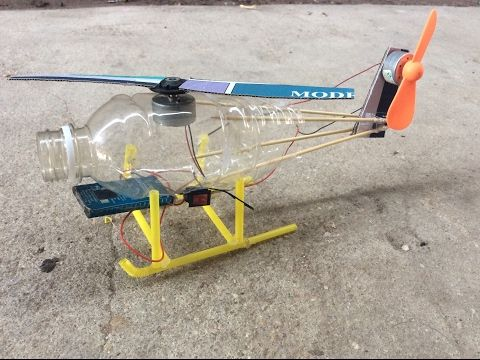 How to make Electric helicopter motor - YouTube | plen