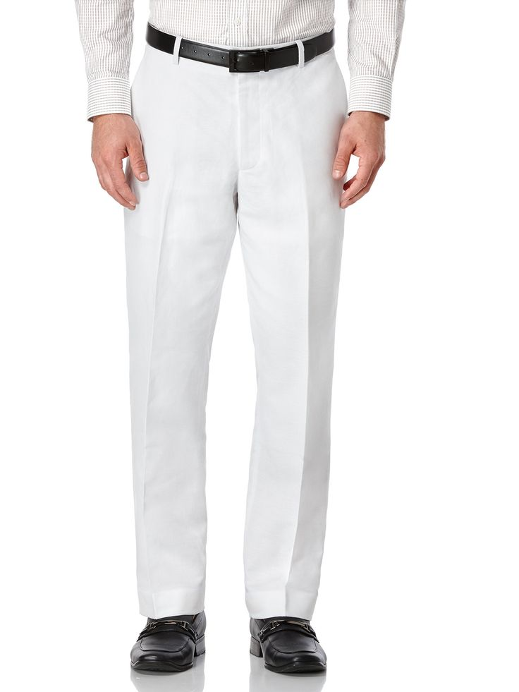 Perry Ellis Big and Tall Linen Twill Suit Pant #MensShirts #MensShoes #MensUnderwear