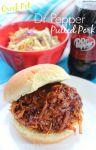 Crock Pot Dr. Pepper Pulled Pork - Raining Hot Coupons