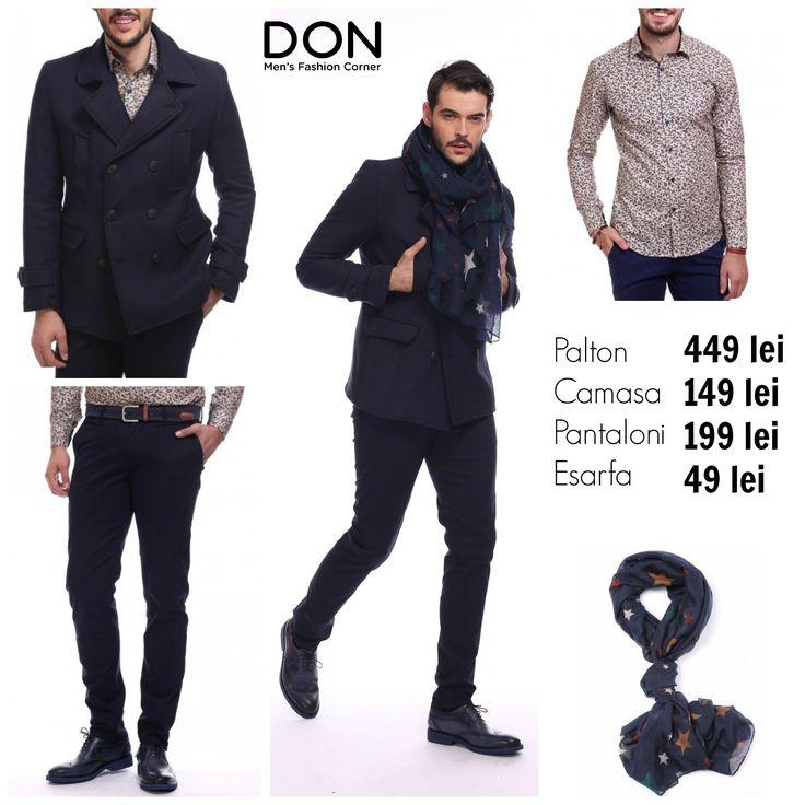 SHOP THE LOOK - 761 lei don-men.com #donmen #donstyle