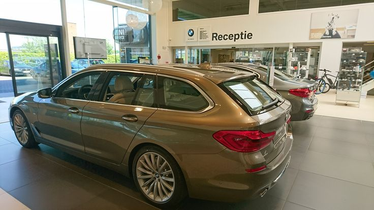 New BMW 5 series Touring. 520 d