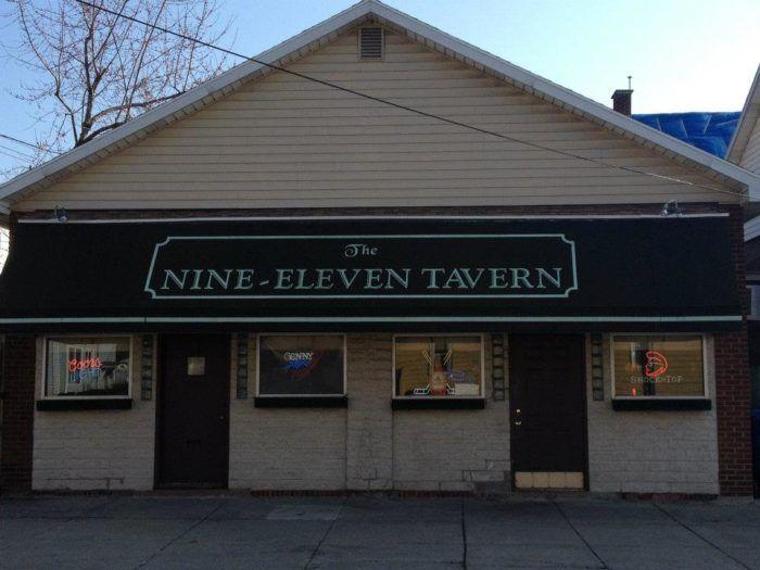 2. The Nine-Eleven Tavern (9-11 Bloomfield Avenue)