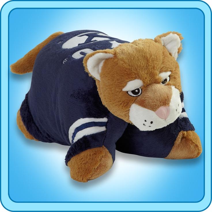 BYU Cougars. nice Byu cougars, Animal pillows, Plush