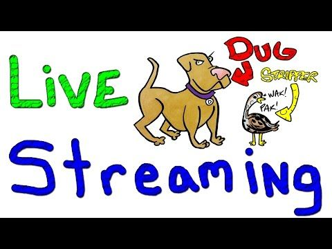 1st 1080p Live Stream Duck Rush... April 27th, 2017
