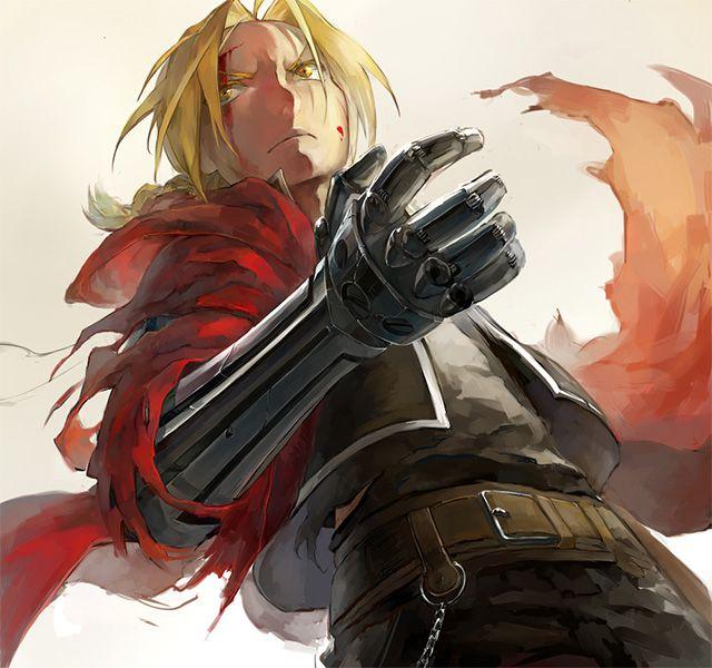 Fullmetal Alchemist vai ter filme Live-action