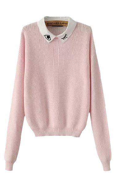 wink sweater. love!