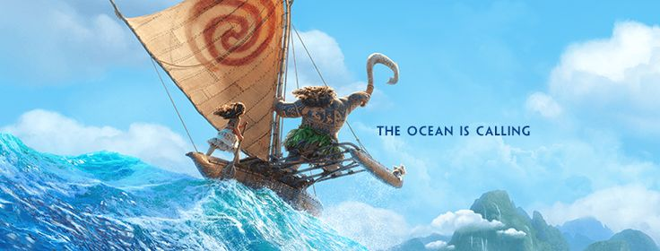 How Moana relates to the transformation on Earth today