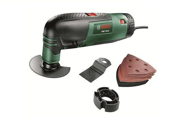 Bosch PMF 190 E Multifunctional Allrounder: Oscillating Multi-Tool with Cutting Discs, Saw Blades and Sander Sheets  #su #ec #DIY #accessories #e £68.25 #organic #natural #ecofriendly #sustainaable #sustainthefuture