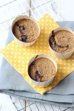 Gezonde muffins met Griekse yoghurt