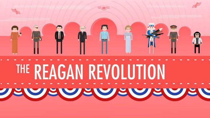 The Reagan Revolution: US History #43