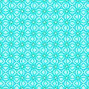 Windmills in Aqua<br />Terrella-Creative<br />pattern seamless geometric shapes lines dots toy windmill circle square triangle diamond pale light dark aqua orange