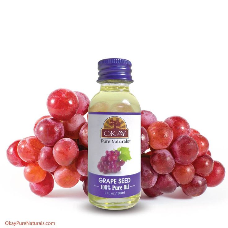 How Does Grape Seed Oil Help Natural Hair