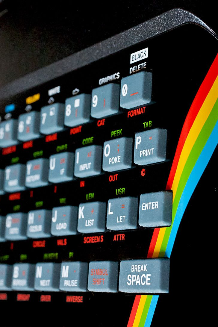 1000 Images About Zx Spectrum On Pinterest Steve Jobs