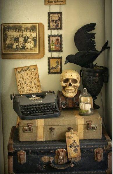 Halloween vintage: DIY et idées déco