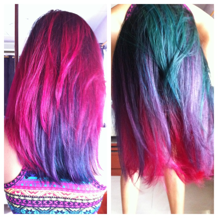 how to make roots stay dyed