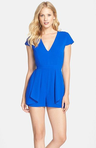 Clove+Layered+Cutout+Eyelet+Lace+Romper+(Nordstrom+Exclusive)+available+at+#Nordstrom