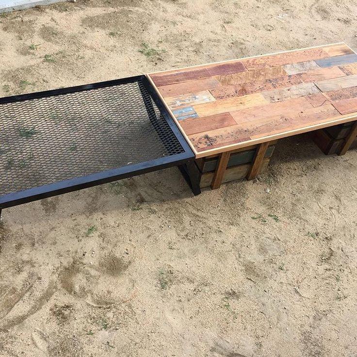 Higashi Osakanaはinstagramを利用しています 重い腰上げました 自作テーブル Diy キャンプ キャンプマニア