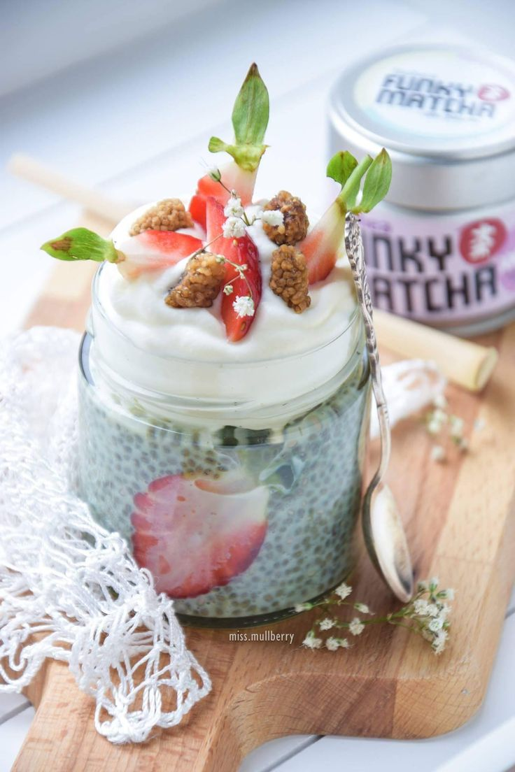 Chia jars make delicious, healthy snack or breakfast. They are colorful, taste wonderful and are super easy to make! Check out my faves!