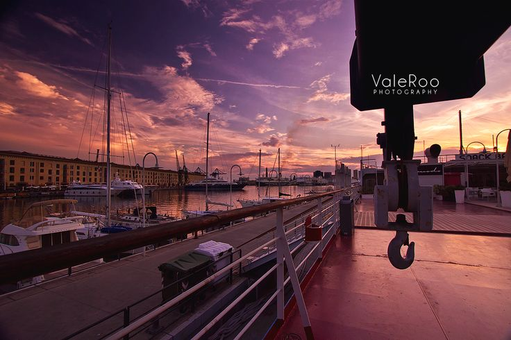 Genova ~ Liguria - Italy. Photo by  me: https://www.facebook.com/valeroophotography Video here: http://youtu.be/5dGdsJ0OO3M ♦♦♦ Foto mia: https://www.facebook.com/valeroophotography Video qui: http://youtu.be/5dGdsJ0OO3M