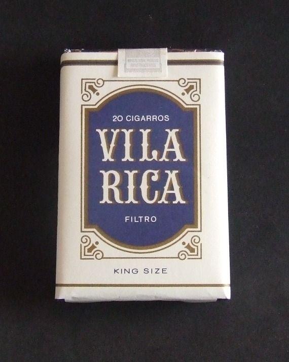 Embalagem de Vila Rica